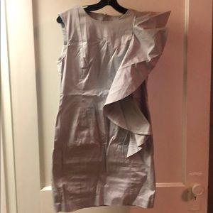 French Connection mini grey dress size 8